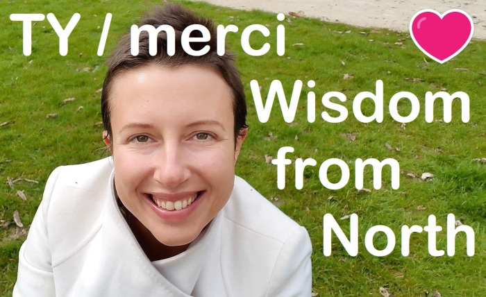 Merci Jannecke Øinæs de la chaîne youtube Wisdom from North #sesentirbien