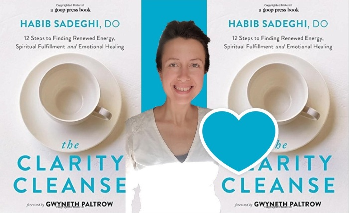 10 raisons de #lire La cure de clarté The clarity cleanse du Docteur Habib Sadeghi