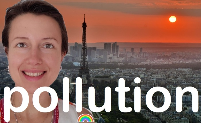 Manger sainement peut nous rendre plus sensitives à la pollution de l'air #pureté